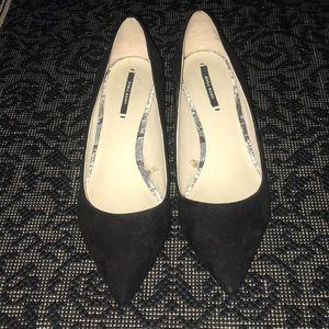 Zara kitten heels